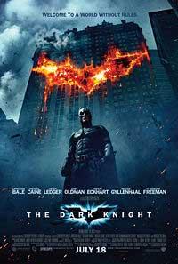 The Dark Knight one-sheet